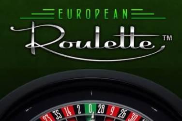 Europai Rulett NetEnt rulettes jatek