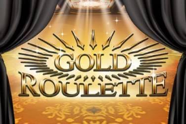 Wazdan szolgaltato Gold Roulette gepes jateka